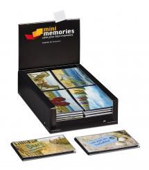 36-pack Mini Memories Album Holiday 6 varianter - 40 Bilder i 10x15 cm -