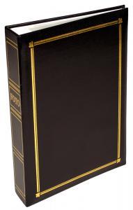 Classic Line Super Album Svart - 200 Bilder i 10x15 cm