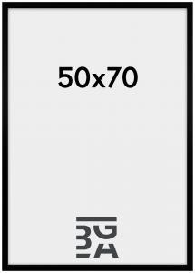 Soul Svart 50x70 cm