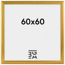 Västkusten Guld 60x60 cm