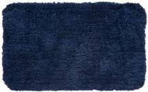 Badrumsmatta Zero - Havsblå 60x100 cm