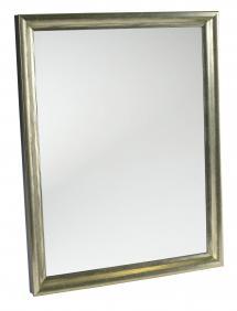 Spegel Arjeplog Silver - Egna mått