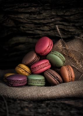 Bildverkstad Macarons
