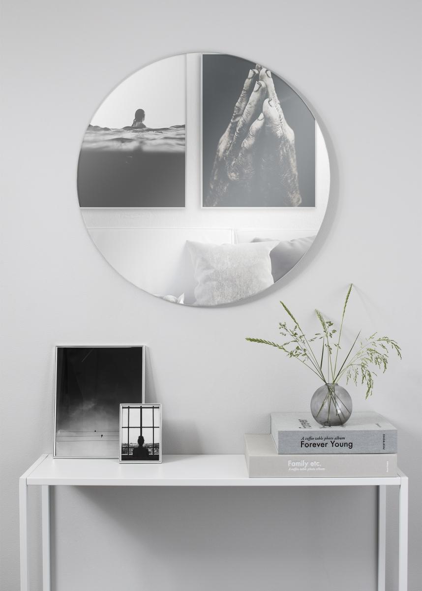 Rund Spegel 110 cm Ø